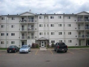 Medicine Hat Apartment Rentals - Crescent Heights
