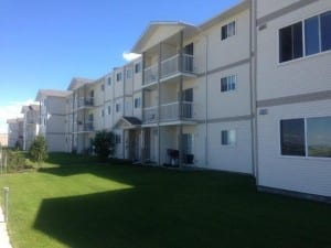 Lethbridge Apartment Rentals - Woodsmere Manor