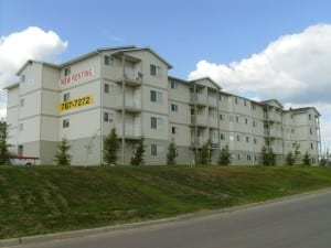 Fort St. John Apartment Rentals - Woodsmere Park