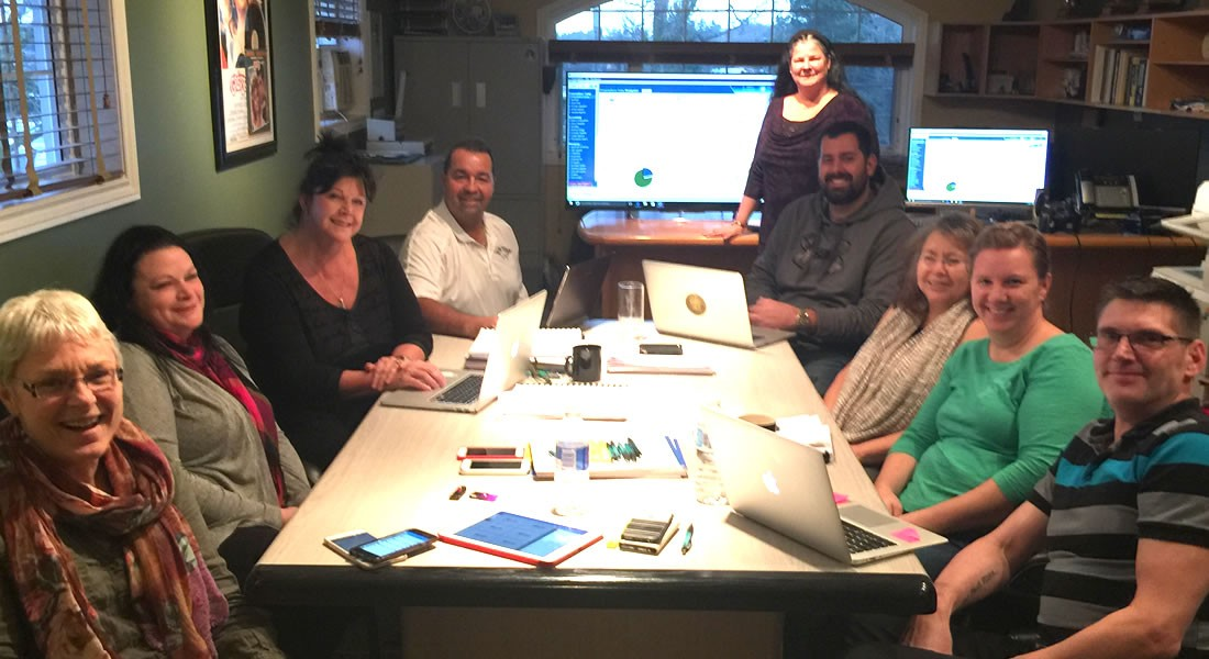 Woodsmere Head Office Team