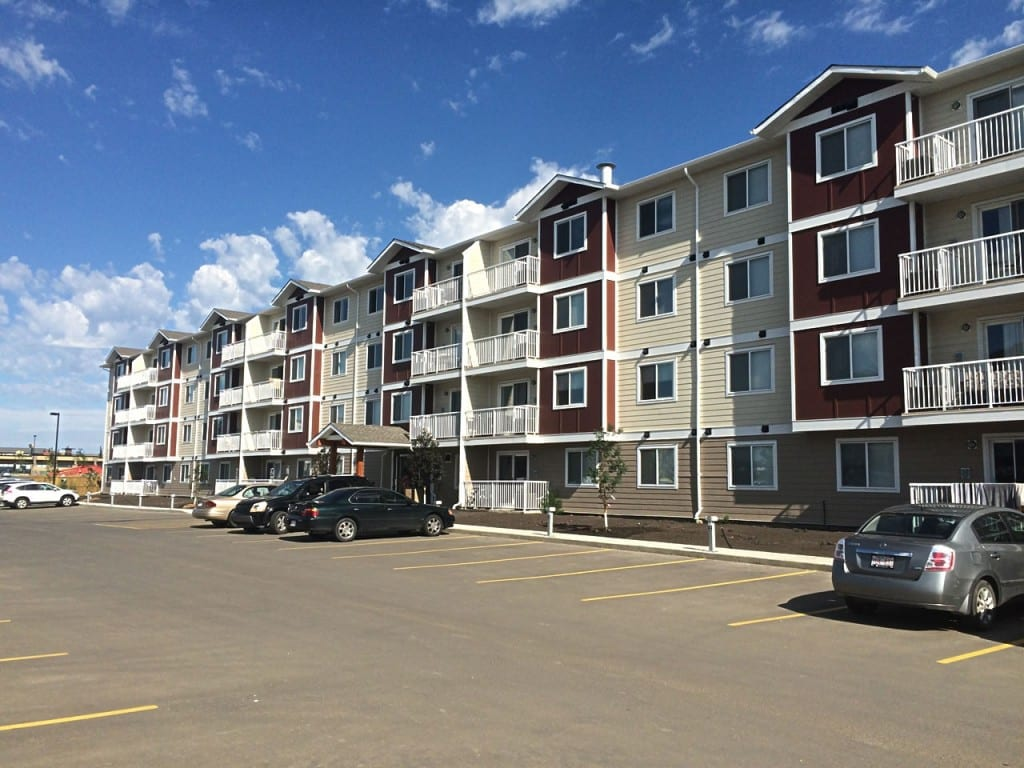 Edmonton apartment rentals, Brintnell Place