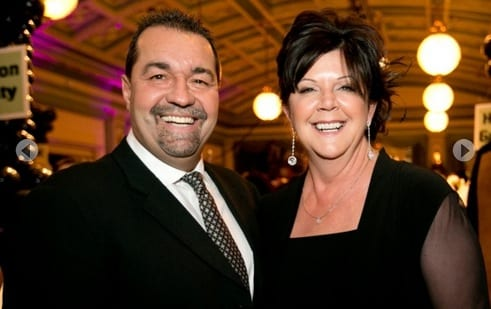 Danny and Sandy Jadresko. Photo credit: Darren Stone, Times Colonist