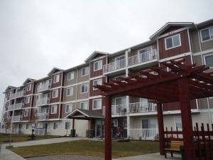 Edmonton Apartment Rentals - McConachie Place Apartments