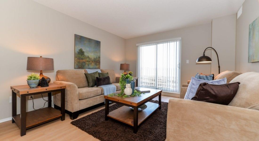 Apartment in Edmonton AB