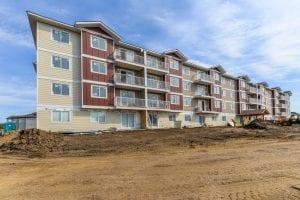 Edmonton Apartments - McConachie