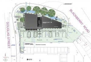 Woodsmere Head Office Plans