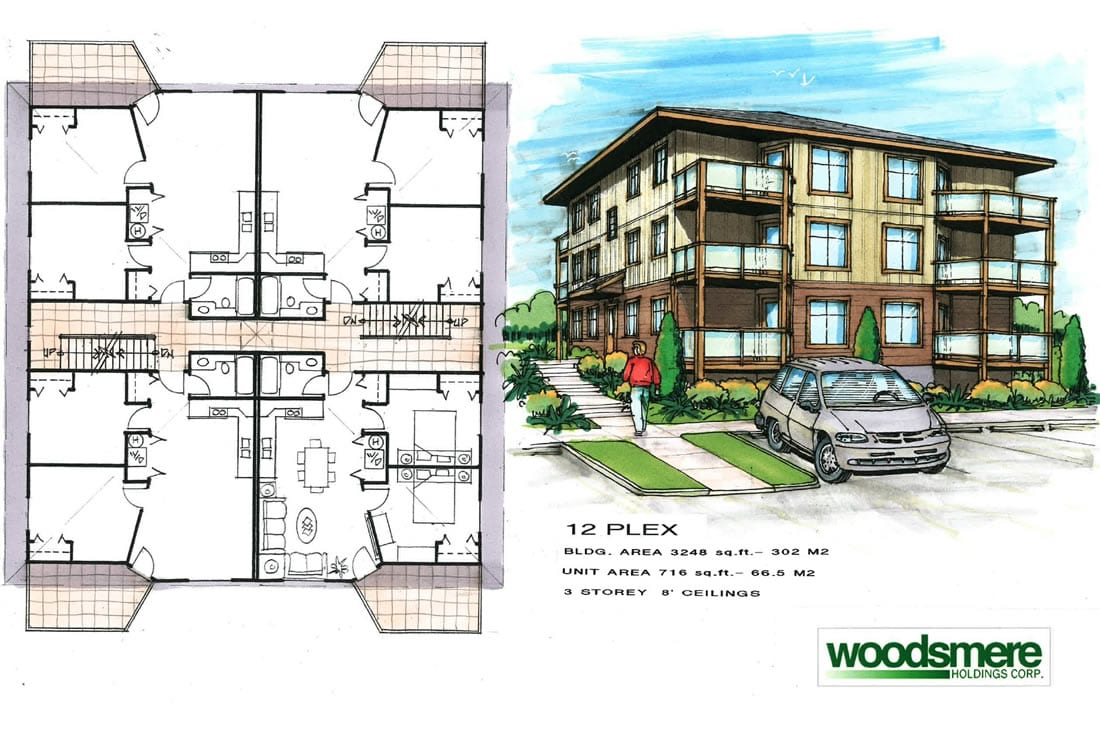 Tofino - 12 plex Development Permit Presentation