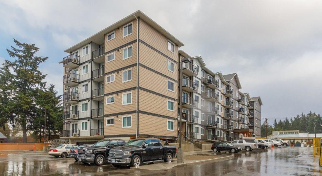 Langford Apartments - Belmont Place