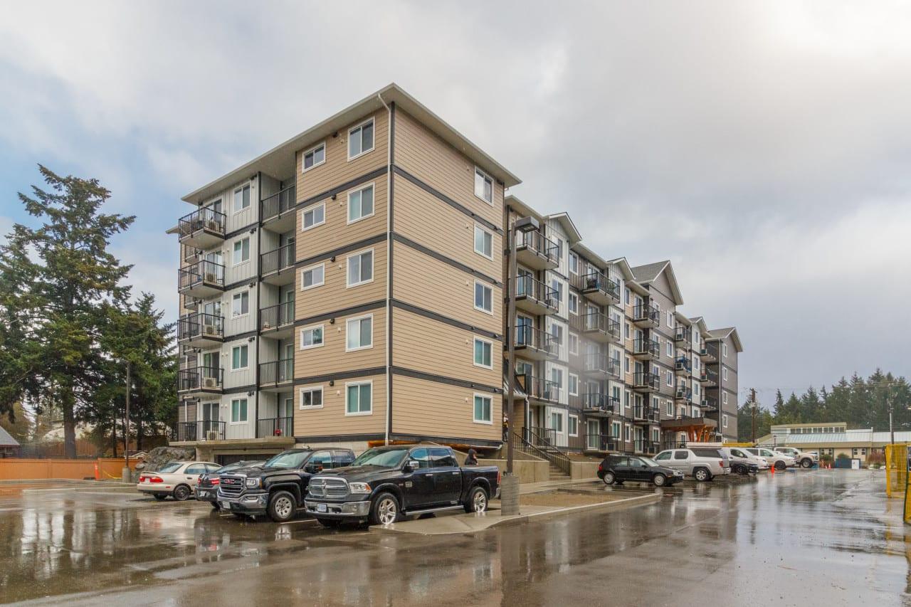 Langford Apartments - Jacklin Rd.