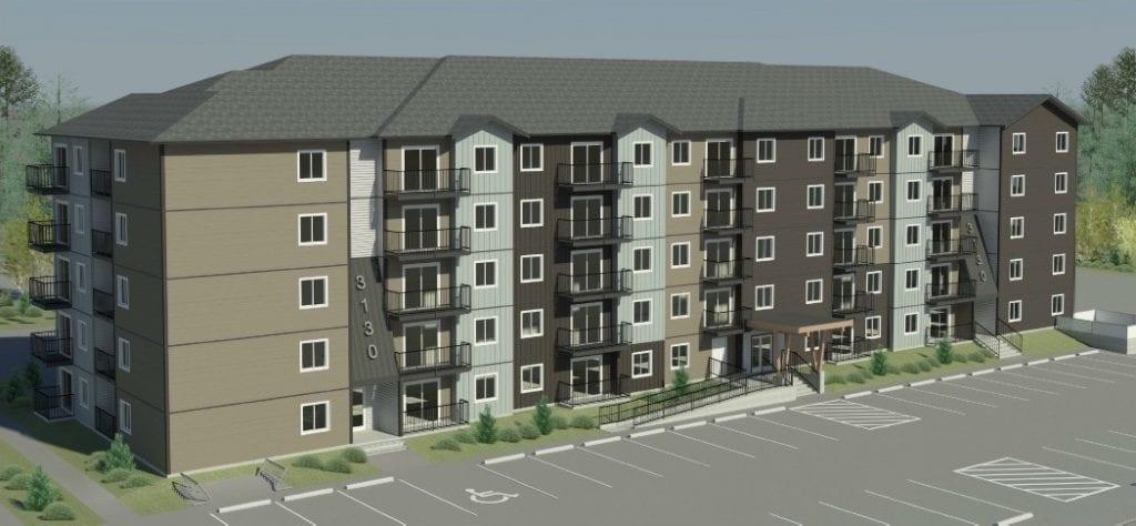 3130 Jacklin Rd. - Langford Apartments