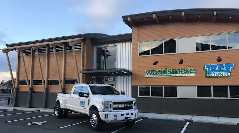 Woodsmere Head Office - Victoria BC