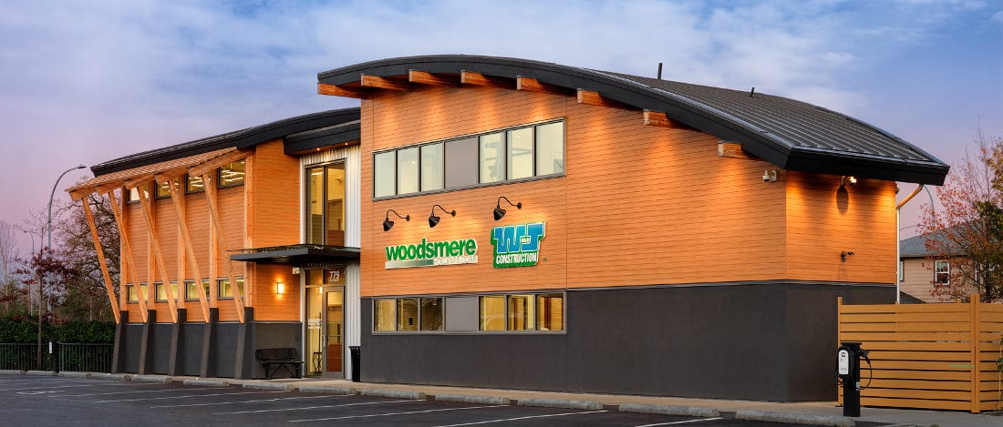 Woodsmere Holdings Corp. - Head Office, Victoria BC