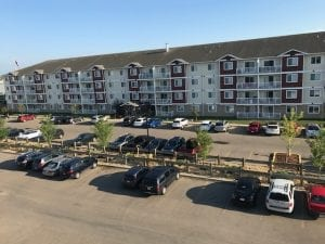 Edmonton Apartment Rentals - Brintnell Place Apartments