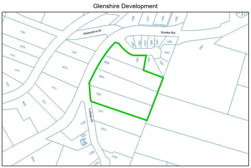 Glenshire Development