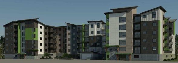 Orono Apartments in Victoria BC