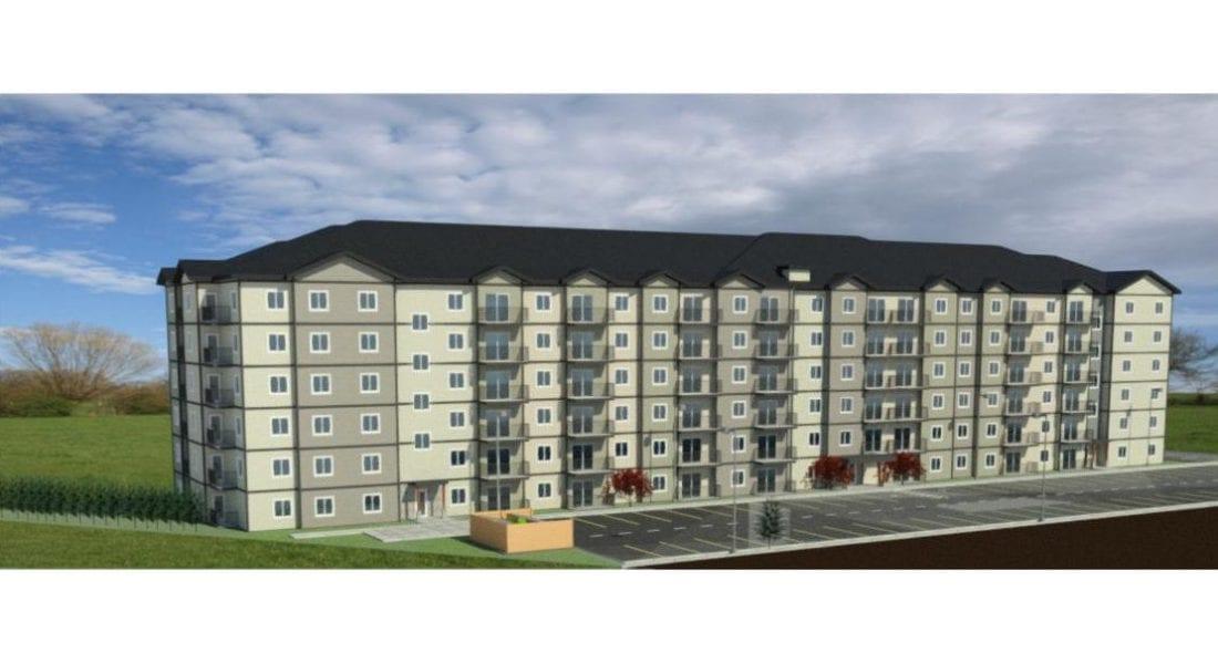 Glen Lake Apartment Development