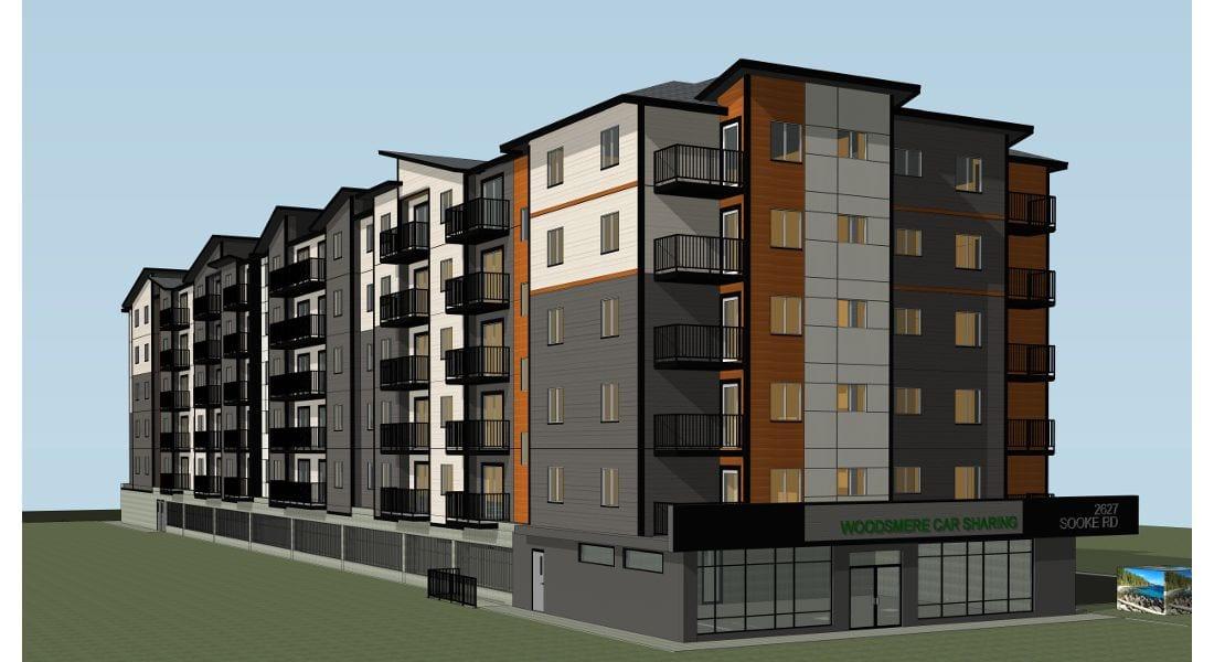 Sooke Road Apartments - Langford BC