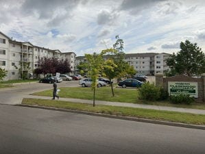 Edmonton Apartment Rentals - Clarewood Apartments