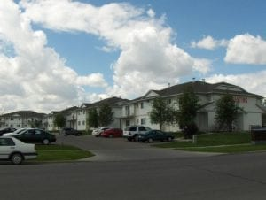 Lethbridge Apartment Rentals - Woodsmere Place
