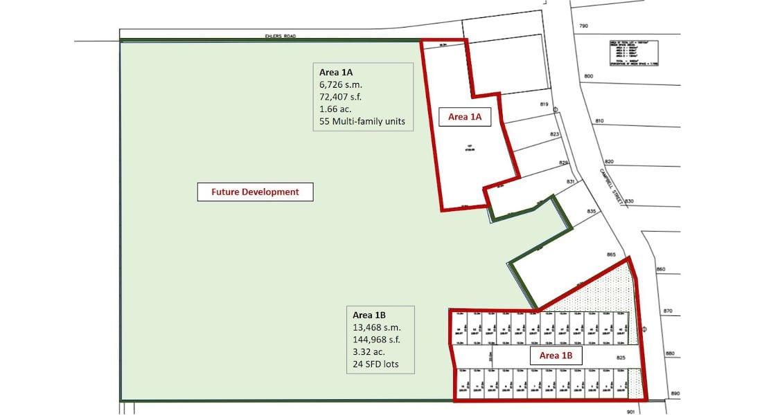 Tofino Development - Site Plan