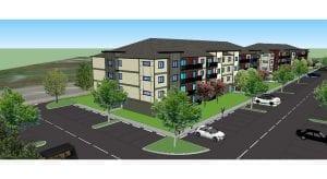 Courtenay Apartment Rentals - Mission Place Apartments