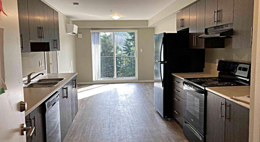 Glen Lake Apartments - Victoria BC