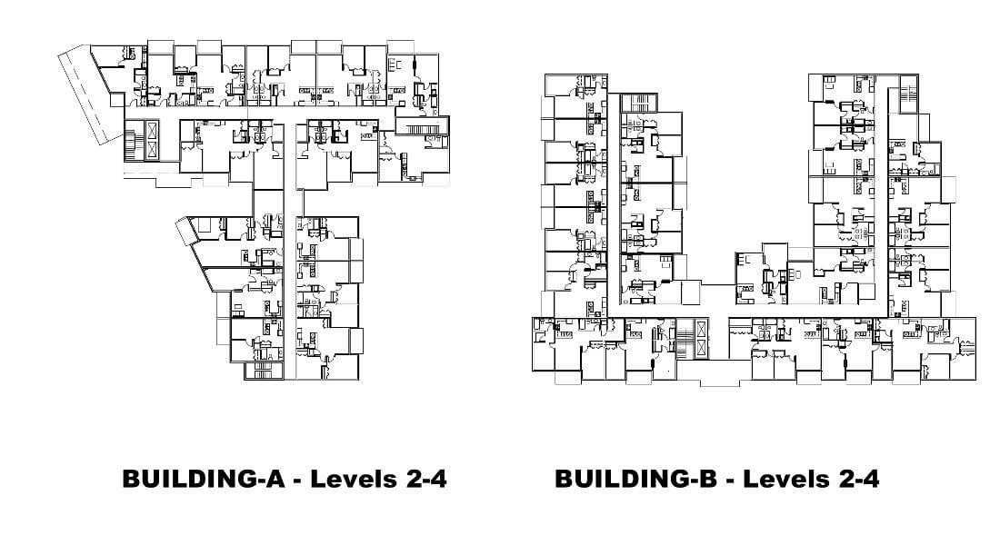 Rutledge Place Apartments - Victoria BC, FloorPlan