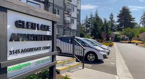 Glen Lake Apartments - Langford BC