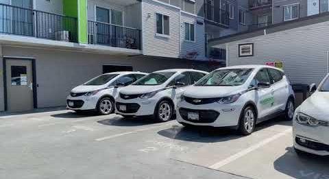 Carsharing at Orono Place Apartments - Langford BC